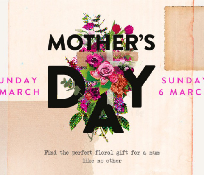 Manchester's Much Loved Boutique Flower Shop, Northern Flower, Have Popped Up In Selfridges Trafford To Celebrate Mother's Day