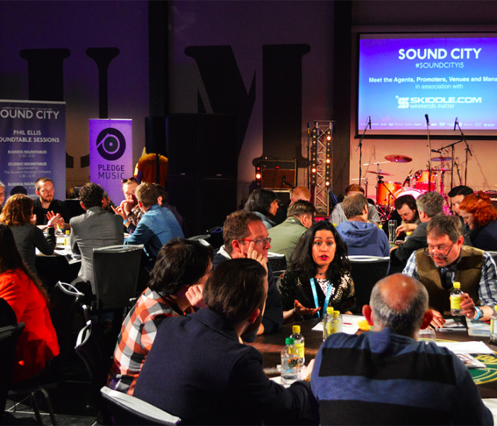 Sound City Announces New Artist and Conference for 2016