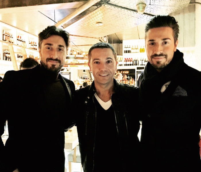 Twins Take On… Gino D'Acampo- My Restaurant-  Corn Exchange, Manchester