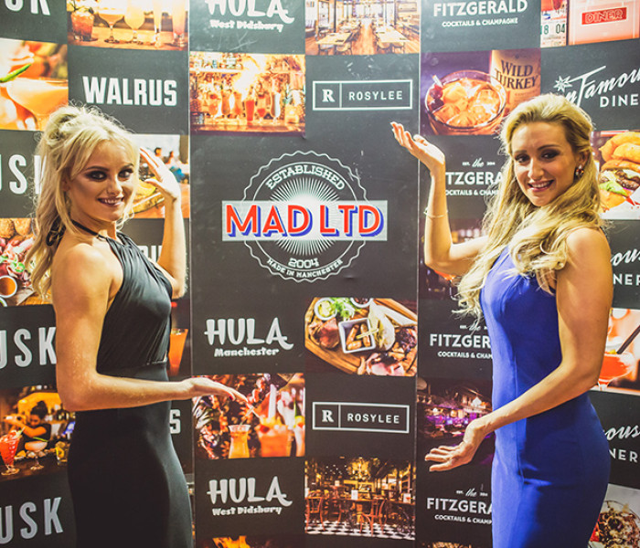 Coronation Street Stars Help Legendary M.A.D Ltd Celebrate A Bumper Year