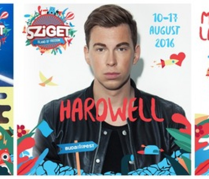 Sziget Festival adds Kaiser Chiefs, Mano Chao La Ventura, Hardwell and more!