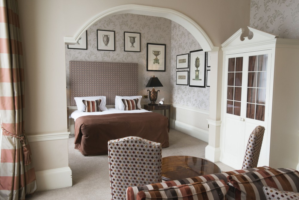 Uk s best boutique hotel revealed the howard edinburgh for Top rated boutique hotels