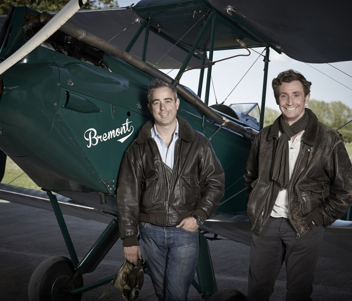 Beaverbrooks Trafford Centre Is Flying High With Exclusive Bremont Event