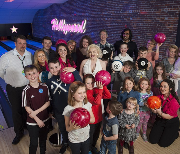 Hollywood Bowl In Manchester Strikes It Lucky With £350,000 Refurbishment