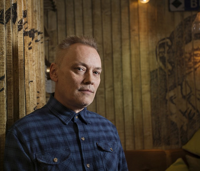 Ten Mancs: Terry Christian