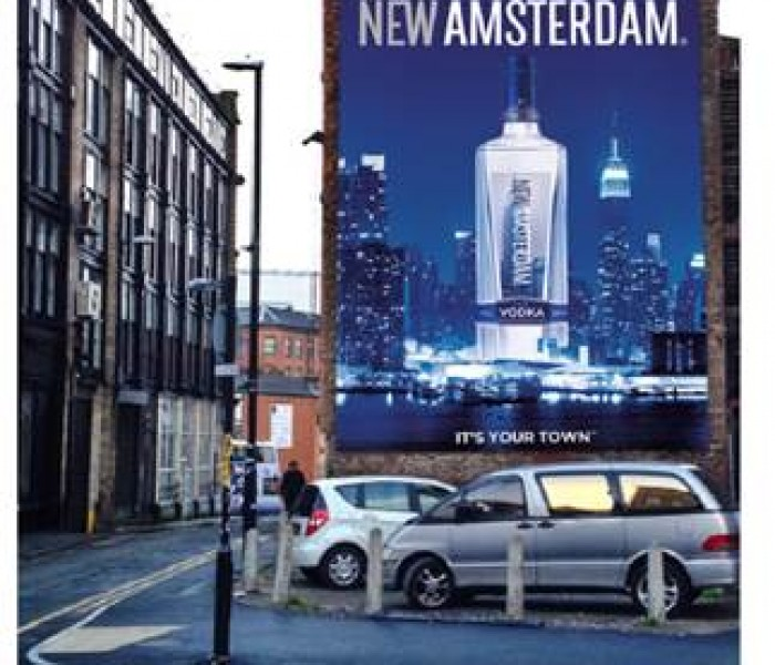 Free Cocktail This Saturday In Exchange For A Photo With New Amsterdam And MAD