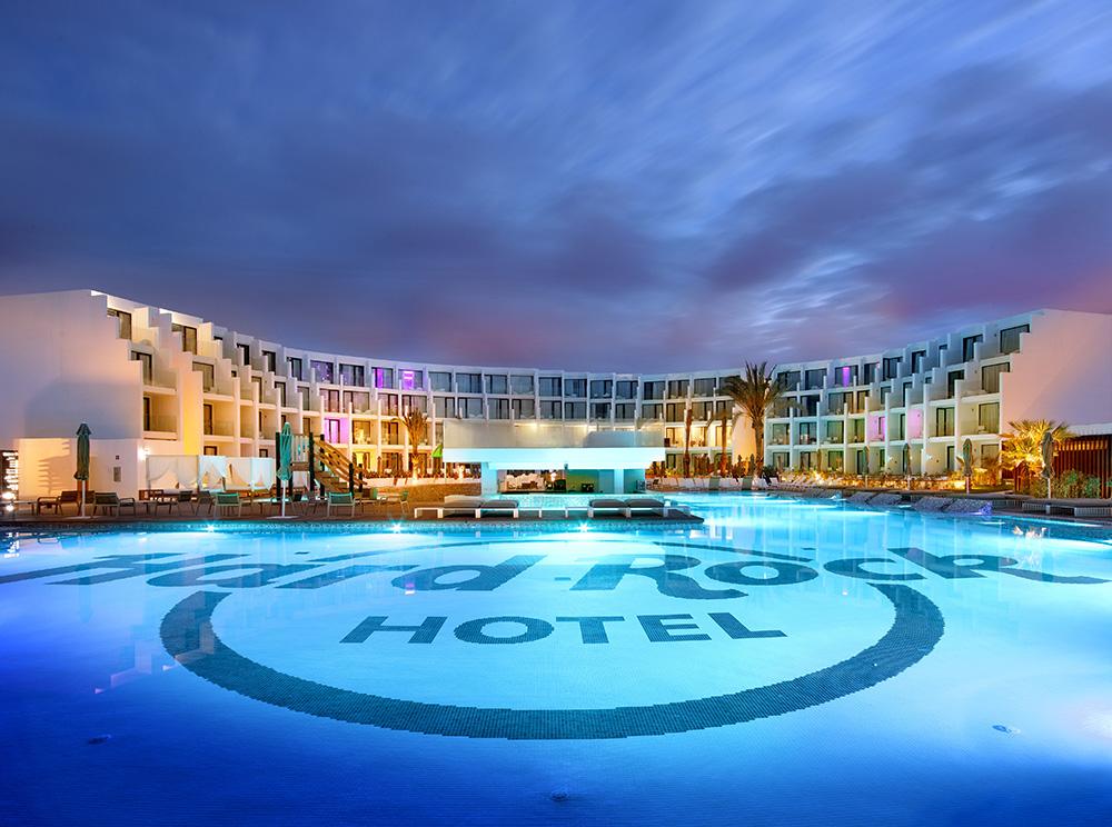 Hard Rock Hotel Ibiza All Inclusive