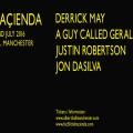 Detroit Legend, Derrick May, Is Visiting Manchester