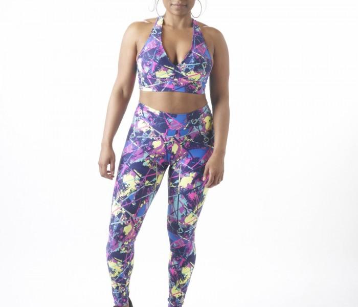 Sara Da Silva's New Fitness Range Inspired By Rio Olympics