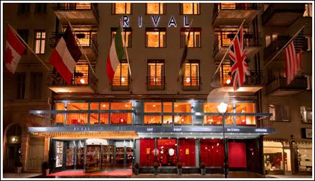rival hotel front