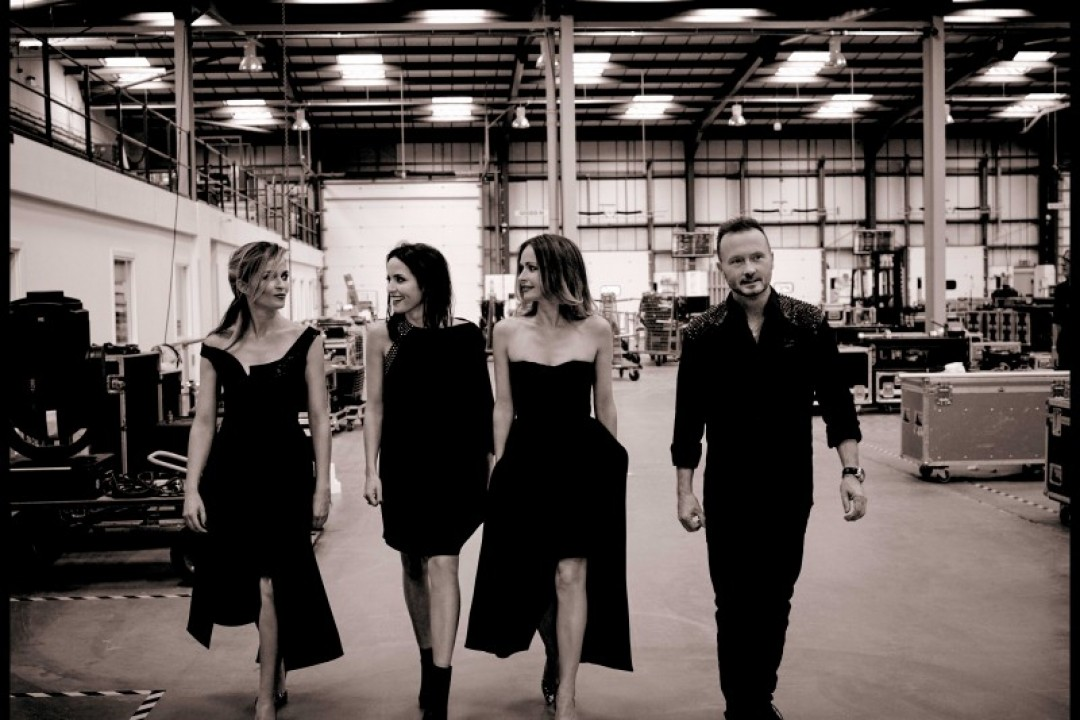 The Corrs Interview
