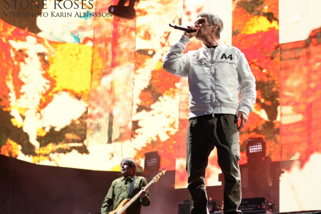 The Stone Roses' Epic Madchester Weekender