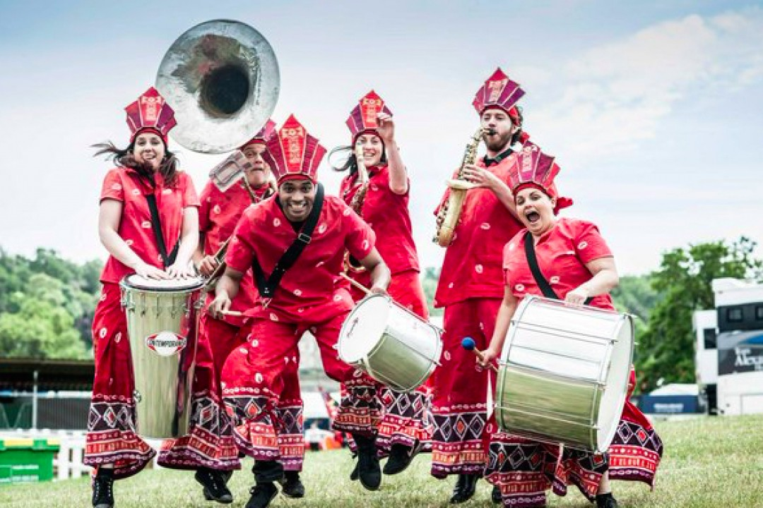 Move Over Rio –UK's Biggest Indoor Parade Comes To Manchester