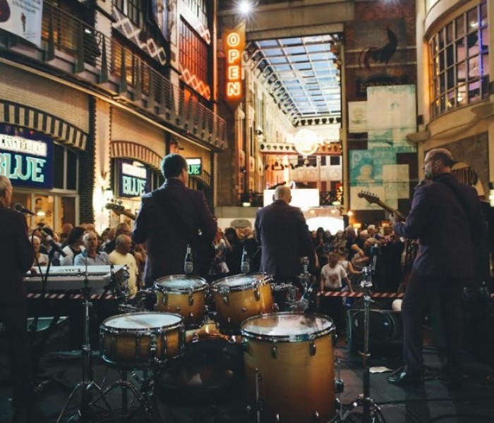 The Printworks Is Set To Bring A Whole Lotta Soul To Manchester