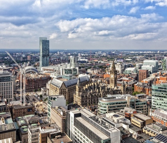 Manchester: The Best City