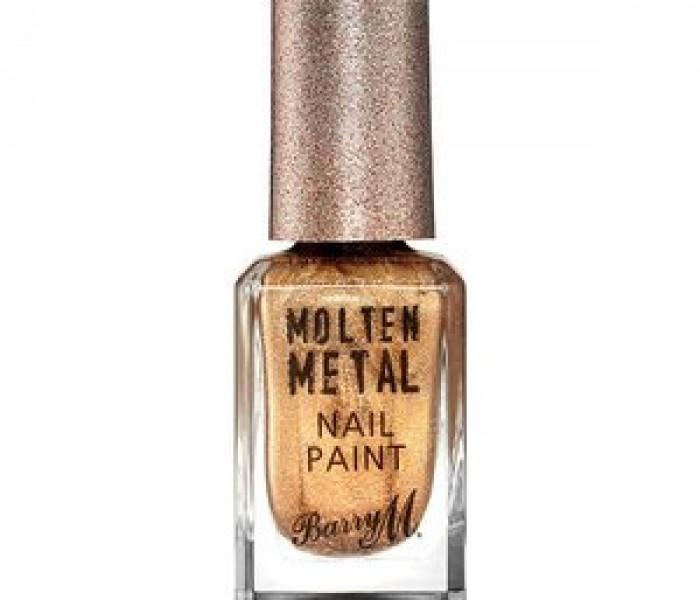Top Ten Metallic Beauty Buys