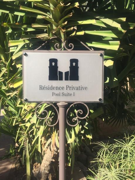 Les deux Tour private villa 1