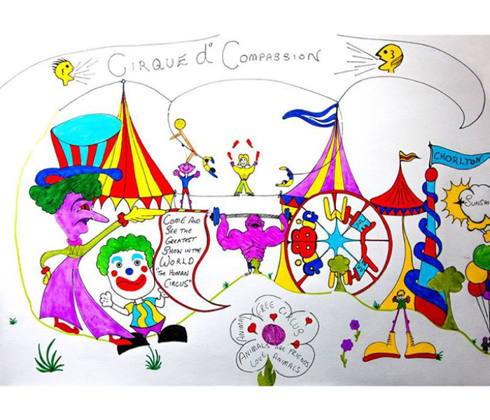 Cirque d'Compassion A Fun Family Day Out