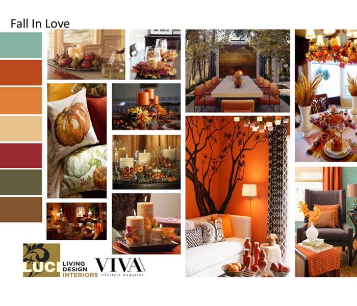 Fall In Love – Fabulous Autumn Decorating Ideas