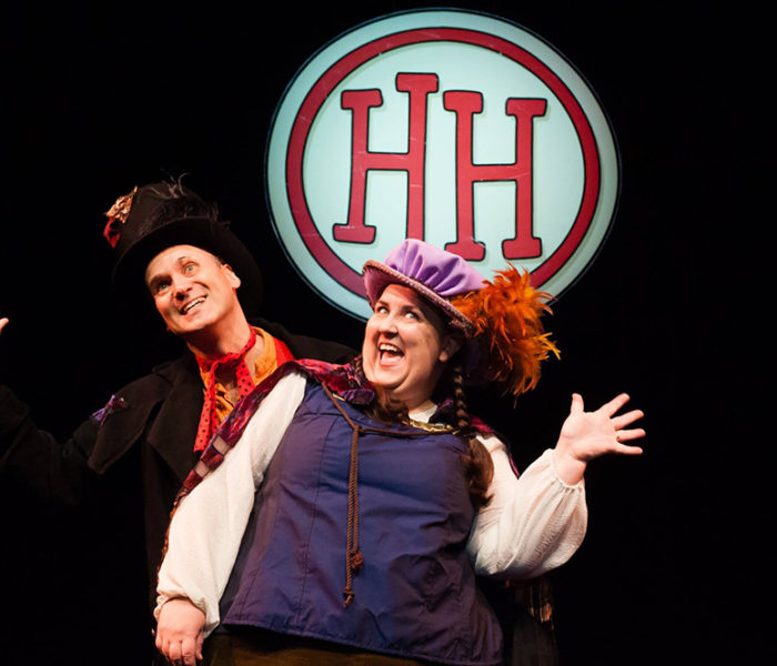 Horrible Histories Bring Shakespeare to Life at Selfridges Trafford