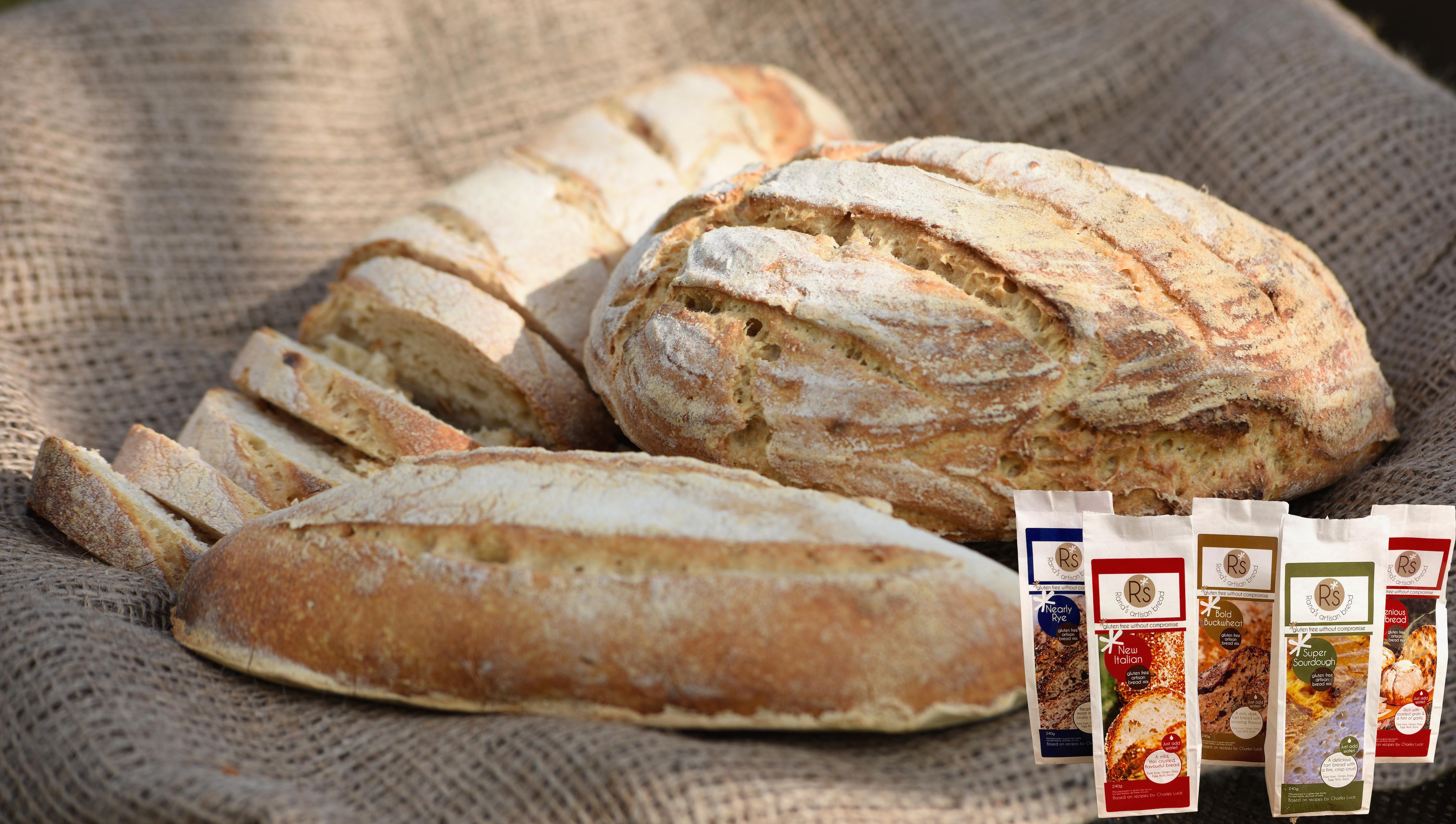 VIVA_Rana's Artisan Bread