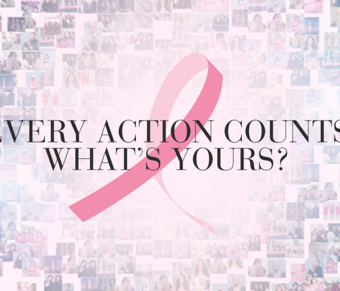 Estee Lauder Introduces The Pink Ribbon Collection In Support Of The Estée Lauder Companies' Breast Cancer Awareness Campaign