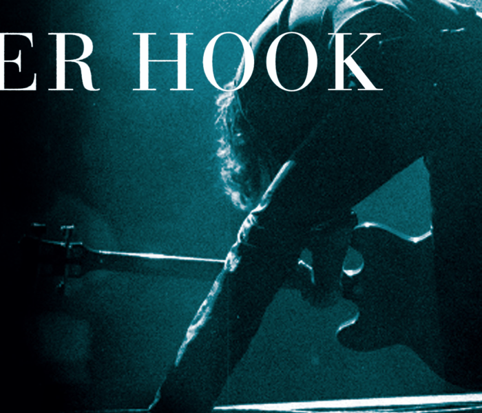 An Evening With Peter Hook And Clint Boon At The Albert Square Chop House