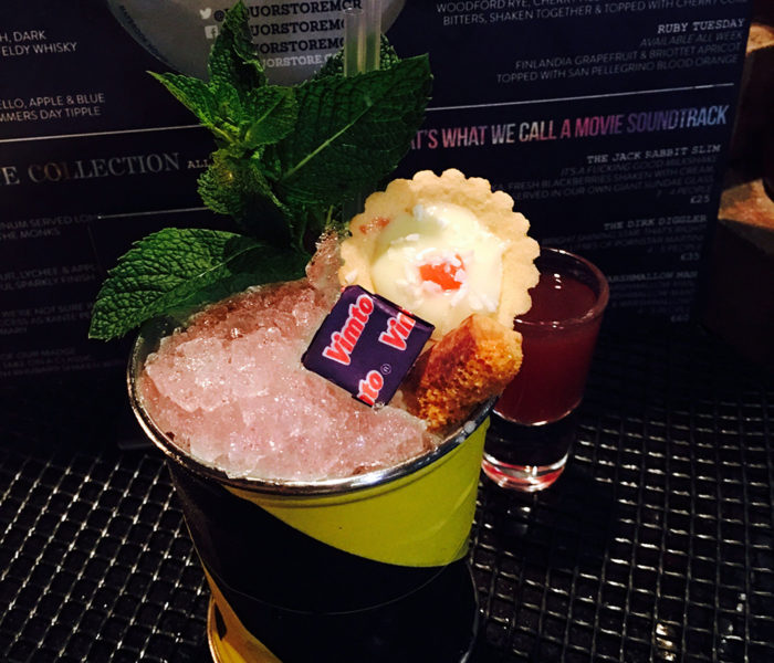 Made of MCR – all the best flavours of Manchester, rolled into one tasty cocktail as one of Viva's favourite bars expands