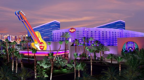 hard rock hotel vegas