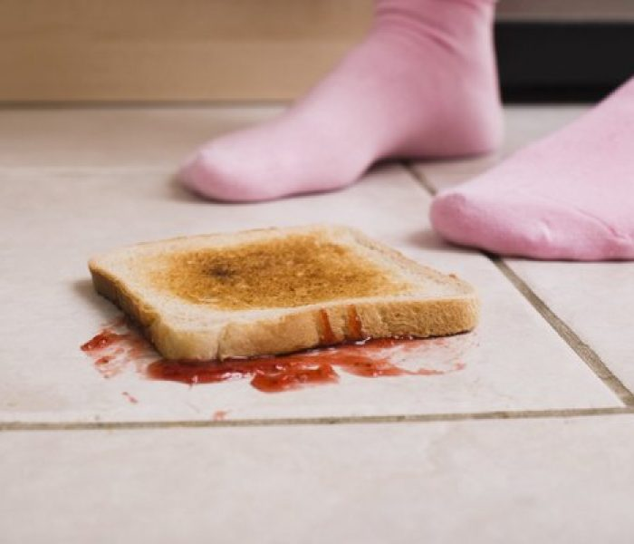 Five-Second Rule Is Actually A Thing!