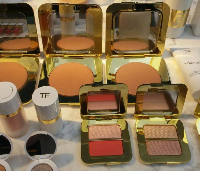 Tom Ford Introduces 'Soleil 2017' Collection