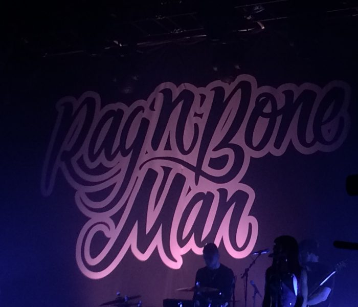 LIVE: Rag'n'Bone Man at Manchester Academy