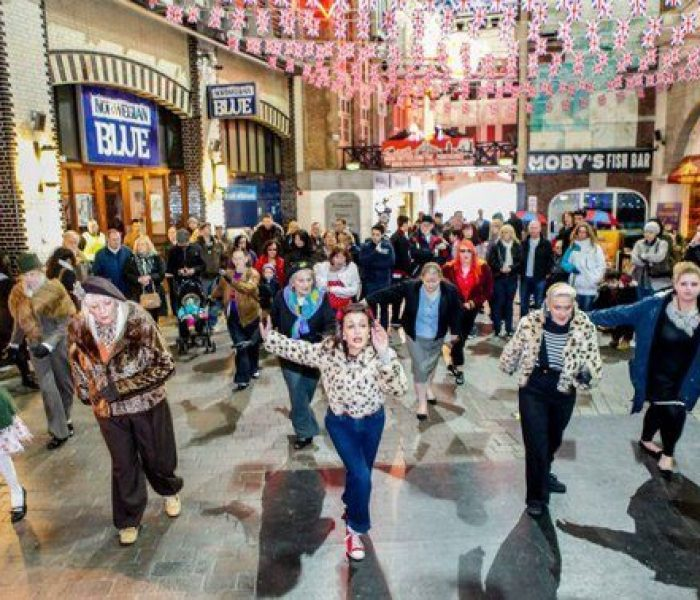 Jive Like A Bunny This Easter Sunday At The Printworks Vintage Swing Festival