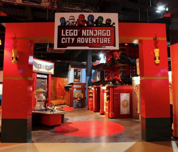 VIVA Kids Visit Manchester's All New LEGOLAND Discovery Centre