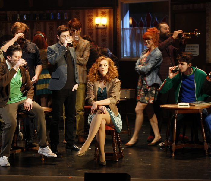 Review: The Opening Night of The Commitments At The Palace Theatre.