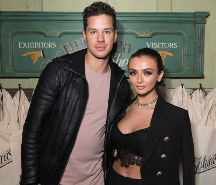Love Island's Scott Thomas and Kady McDermott Get Fruity at The Botanist