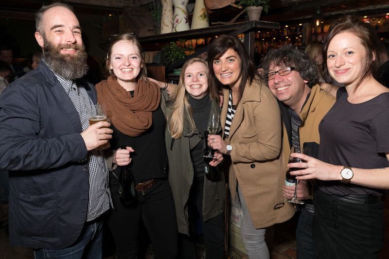 The Botanist launch party in Didsbury. Photo by Carl Sukonik.