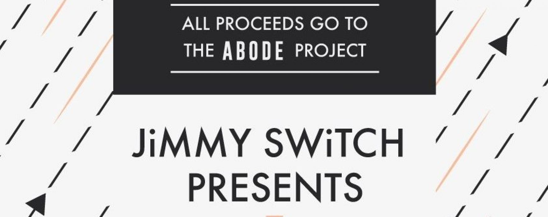 Jimmy Switch Charity DJ event in Manchester