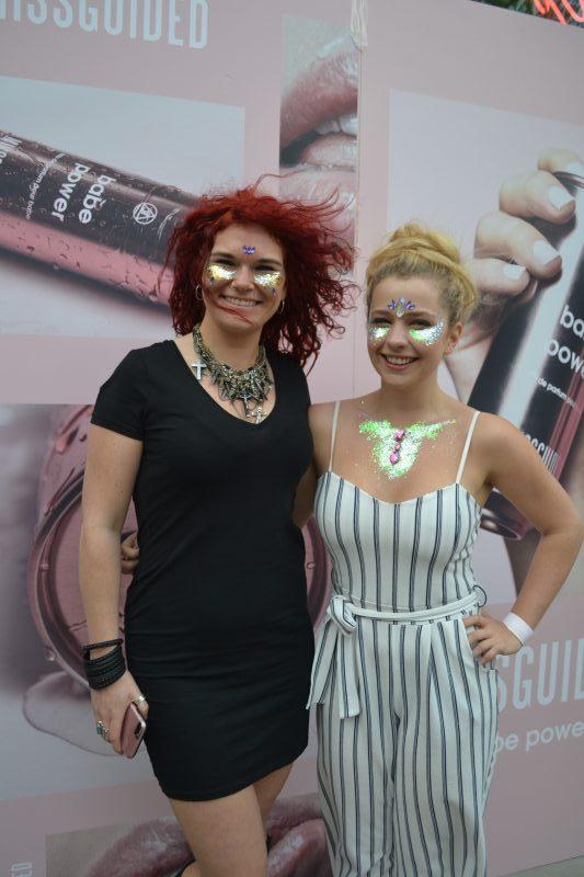 Viva Ems and Girl On Sax - Photo Credit: Lauren Bones