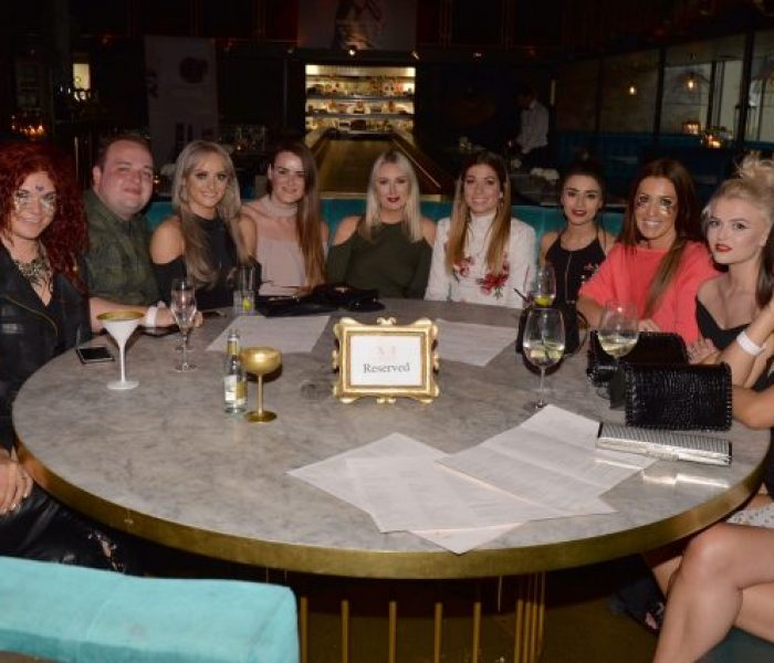 Cath Tyldesley and Katie McGlynn were amongst other famous faces to attend the #BABEPOWER launch in Manchester last night