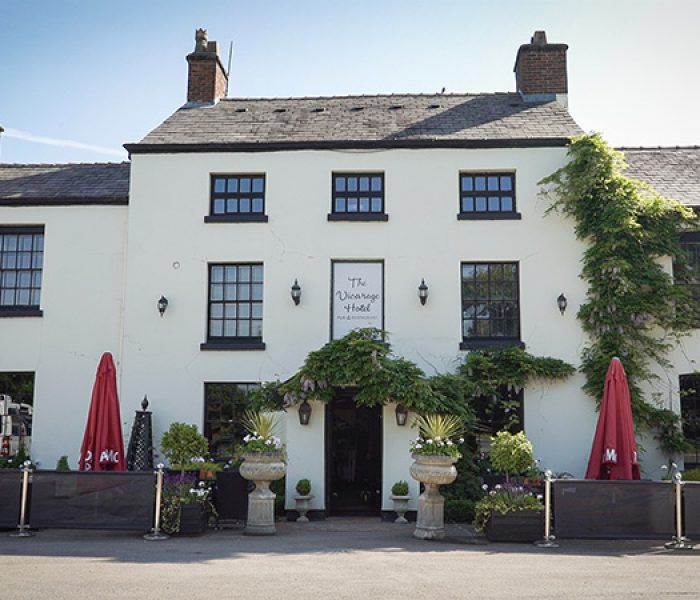 The Vicarage Hotels New Signature Rooms