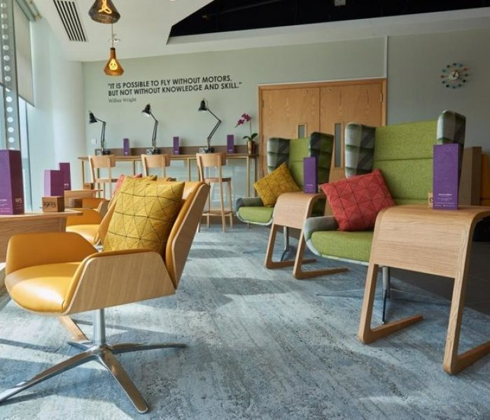 Five Reasons to Visit The New 1903 Lounge at Manchester Airport