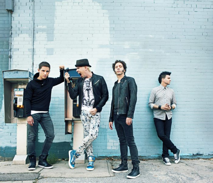 VIVA talk to Marianas Trench's Matt Webb ahead of their Manchester show
