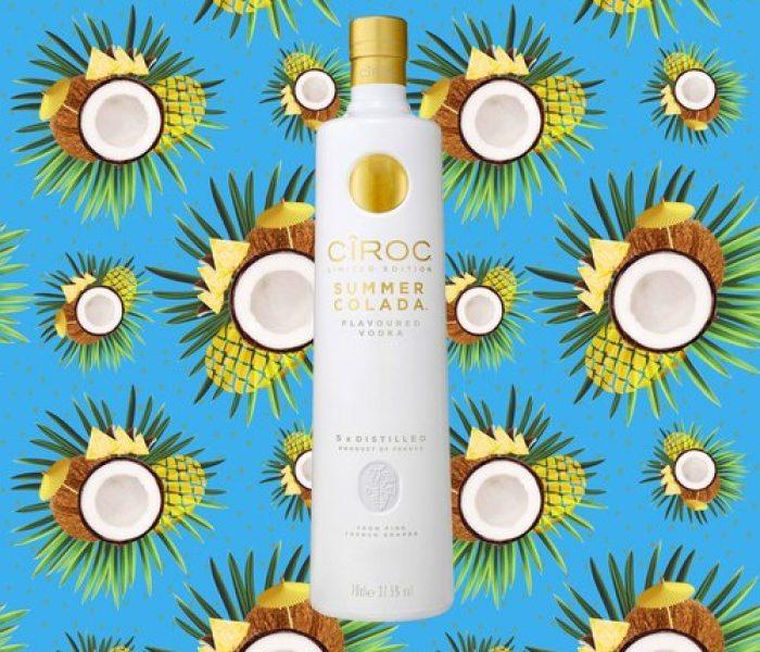 WIN! A 70cl Bottle Of CÎROC's 'Summer Colada'