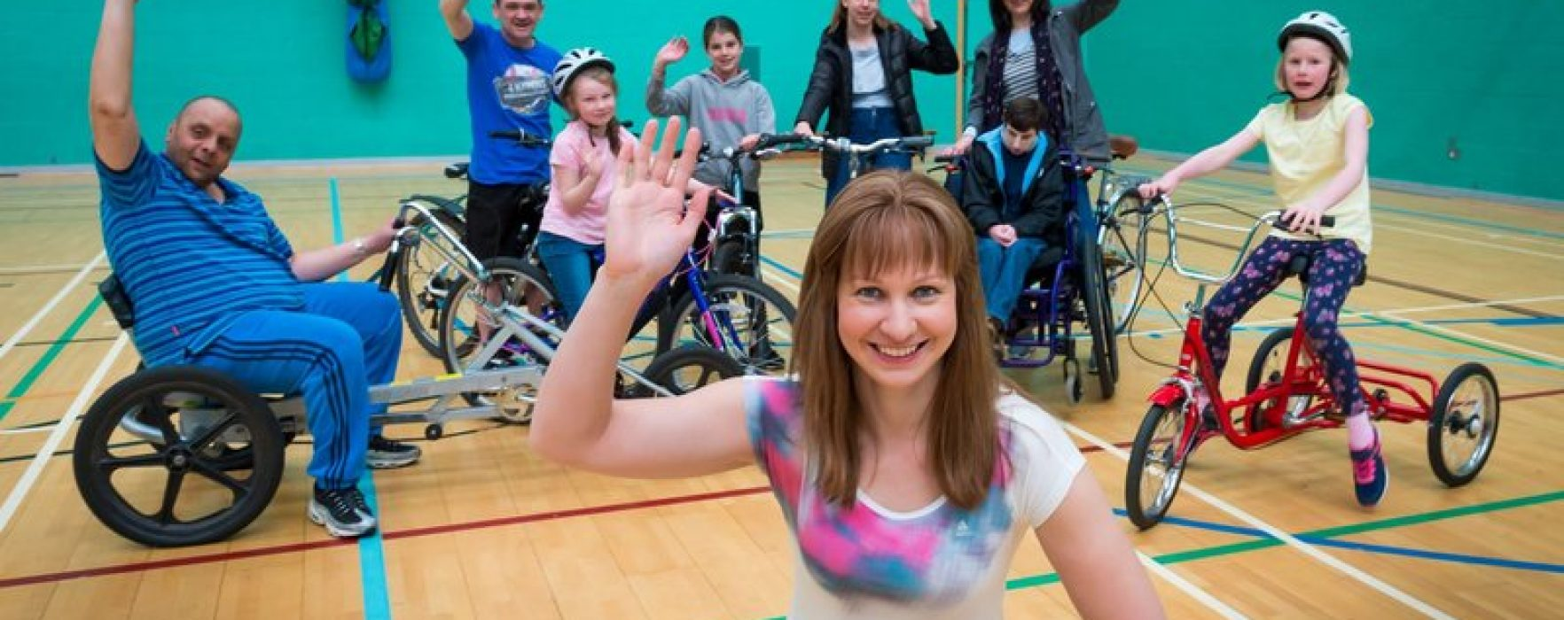 Former Cyclist Joanna Rowsell Shand talks winning Olympic Gold and getting involved with the Ride Rochdale Event