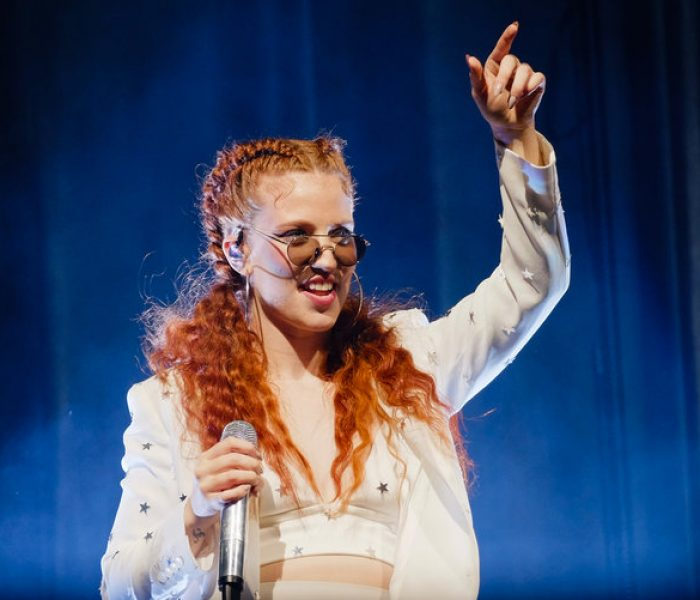 The Jockey Club Live 2017 presents Jess Glynne