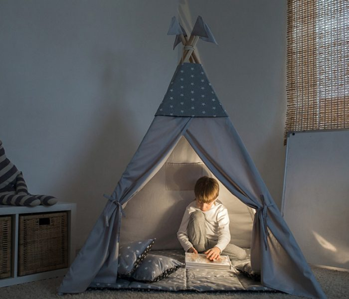 How To Create A Festival Themed Children's Room