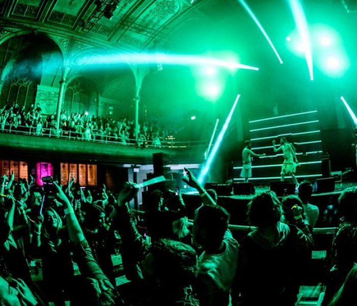 Bongo's Bingo Bounces Back To Albert Hall