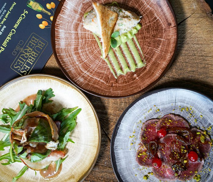 Fly Away To Autumn Bliss With Cloud 23's New Menu