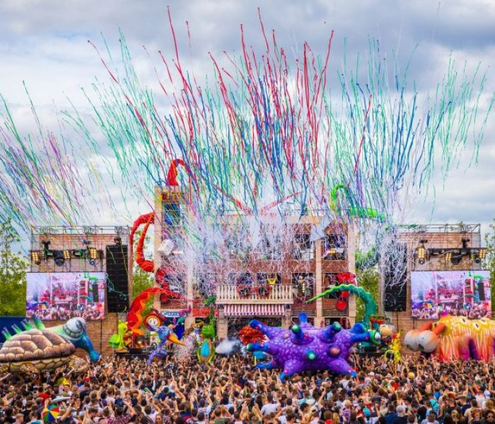 REVIEW: elrow town London